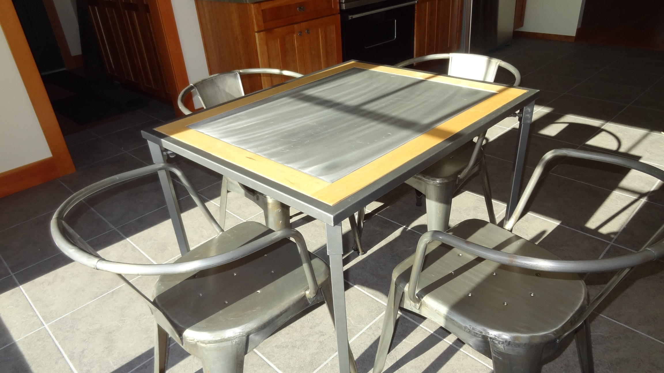 Vacation Rental Kitchen Table